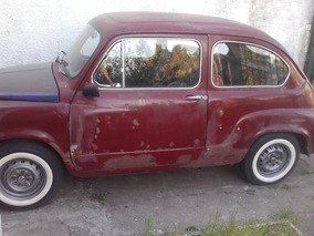 Fiat 600 R Vendo Ó Permuto