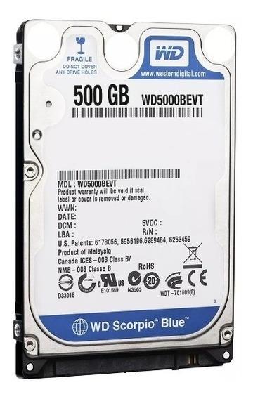 Disco Duro De 500gb Laptop ¡¡¡ Oferta !!! De La Semana