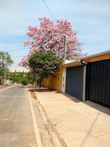 Imagem 1 de 14 de Casa A Venda No Bairro Vale Da Lua - Tatuí/sp - 1348