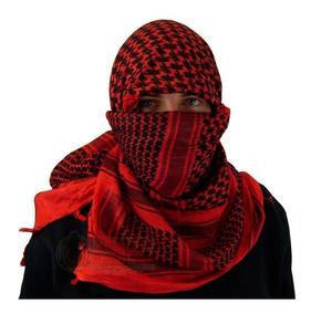 Palestina Balaclava Turbante Militar Tactico Invierno Shemag