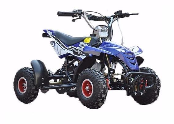 Super Mini Quadriciclo Elétrico 350w C/nf Original Dsr