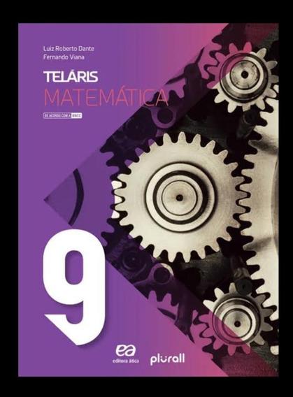 Livro Novo - Proj. Teláris Matemática 9º Ano-3ªed.2019(bncc)