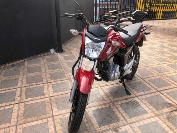 Honda Cg Fan 160