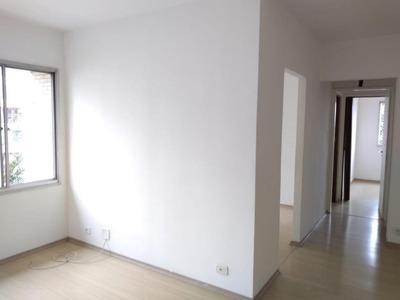 Apartamento Em Brooklin, São Paulo/sp De 75m² 3 Quartos À Venda Por R$ 620.000,00 - Ap227498