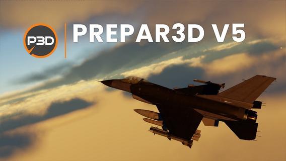 P3dv5 - Prepar3d V5
