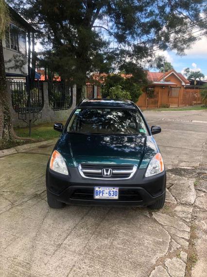 Honda Cr-v Versión Americana