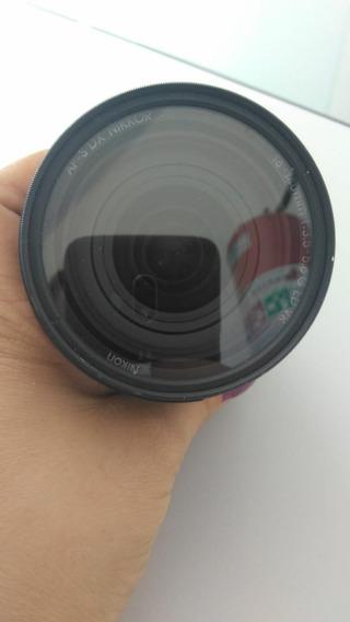 Lente Nikon 18-140mm (usada) -