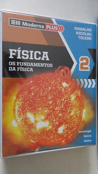 Box Moderna Plus Física 2 Ramalho Nicolau Toledo