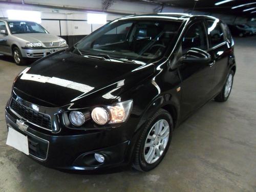 Chevrolet Sonic 1.6 Ltz 5ptas. Mt - 2013