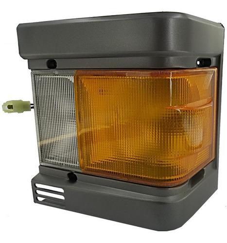 Lanterna Dianteira Lado Direito Am825 (93/95) Lente Amarela