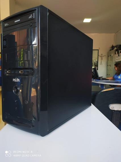 Computador Dual-core 4 Gb Ddr3 Hd Ssd 120+hd 320gb Win 10