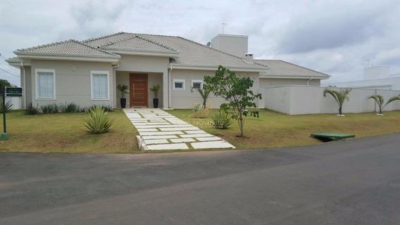 Casa Residencial À Venda, Condomínio Xapada Parque Ytu, Itu. - Ca0164