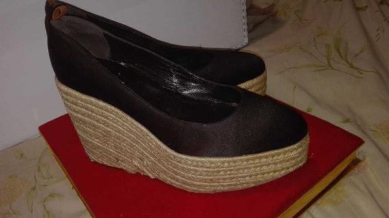 Zapatos De Razo Y Yute María Cher Número 38 Mujer