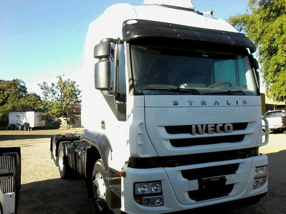 Iveco Stralis 410 Nr 6x2 Trucado 2010 2011