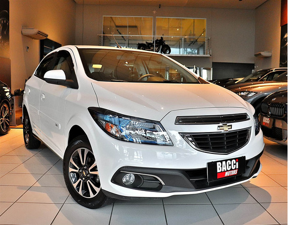 Chevrolet Onix 1.4 Mpfi Ltz 8v Flex 4p Manual