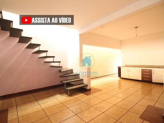 So0120- Sobrado Com 3 Dormitórios Para Alugar, 180 M² Por R$ 1.500/mês - Vila Yolanda - Osasco/sp - So0120