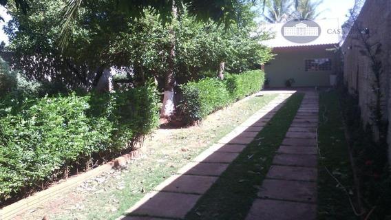 Chácara Residencial À Venda, Petit-trianon, Araçatuba - Ch0021. - Ch0021