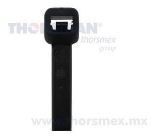 Cincho De Nylon Color Negro 3.2 X 142mm 100pzs Th-140-n