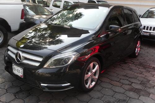 Mercedes Benz B180 2014 Exclusive Snav Seminuevo