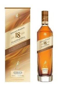 Whisky Escoces Johnnie Walker 18 Aos 750 Ml
