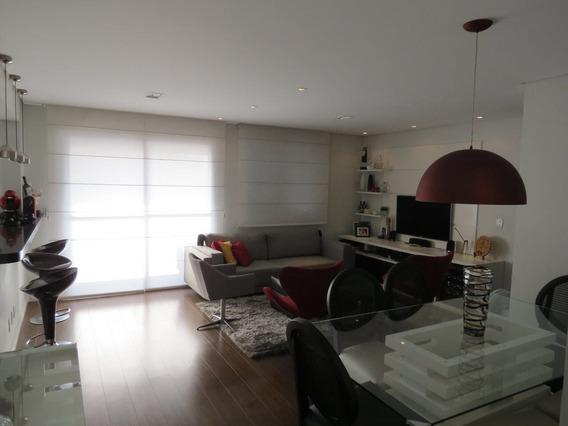Excelente Apartamento Com Terraço Gourmet Ao Lado Do Metro
