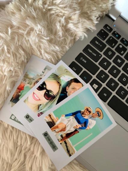 Revelação Polaroid Foto