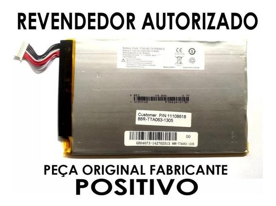 Bateria Para Notebook Positivo Sx1000 Nova Original - Cod1