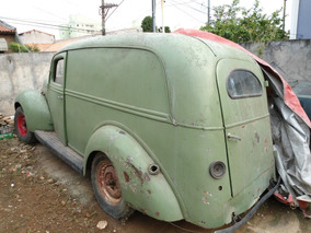 Ford 1940 1941 Furgão Motor V8 8ba F1 F100 Mercury Mustang