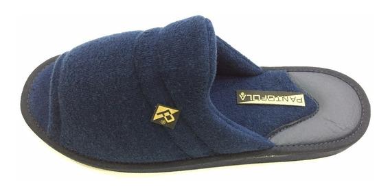 Pantuflas - Chinelas Pantofola De Hombre Toalla 39 Al 46