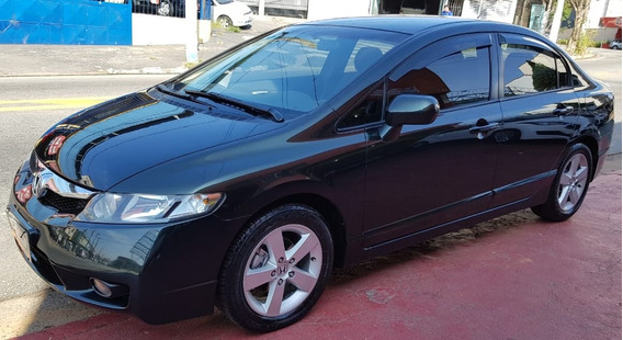 Honda Civic Lxs 1.8 Manual Completo 2010