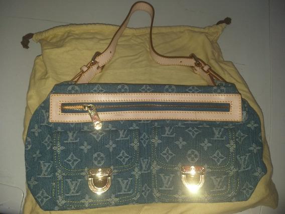 Cartera De Mano Louis Vuitton Original