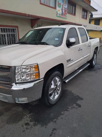 Silverado Texas Edition Doble Cabina 2012