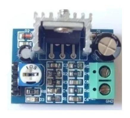 Módulo Tda2030 Amplificador Audio 18w 6-12v Tda2030a