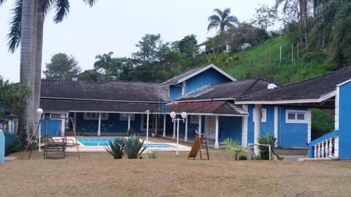 Imagem 1 de 20 de Chácara Com 4 Dormitórios À Venda, 3100 M² - Freitas - São José Dos Campos/sp - Ch0018