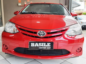 Toyota Etios Hatch 1.3 X 16v Flex 2014