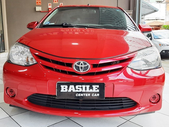 Toyota Etios Hatch 1.3 X 16v Flex 2014