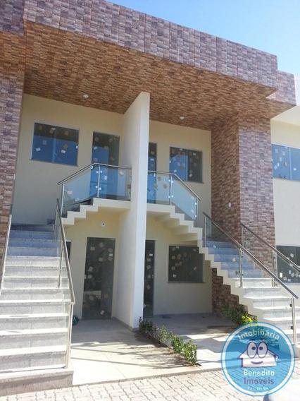 Vendo Apartamentos Novos Á 700 Metros Da Praia - 1353