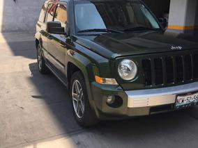Jeep Patriot Limited Qc 4x2 Cvt 2009