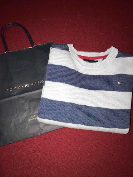 Sweater Tommy Hilfiger Hilo Niños