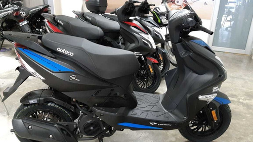 Auteco Mobility Victory Life 125 2021