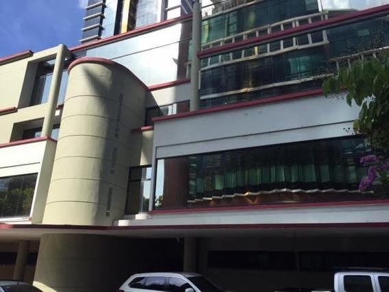 Espectacular Edificio En Alquiler En Obarrio Panamá Cv