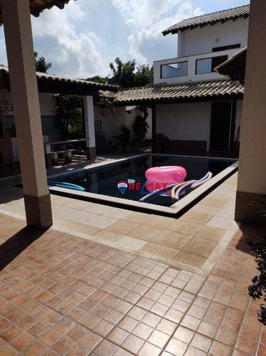 Casa À Venda, 300 M² Por R$ 1.249.000,00 - Jardim Guaiuba - Guarujá/sp - Ca0291