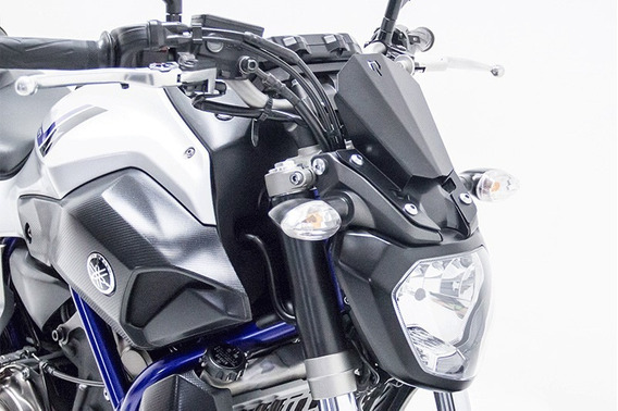 Deflector Carenado Cupula Yamaha Mt 07 Naked - Mastech