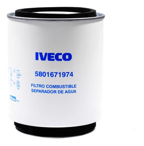 Filtro De Combustible Iveco 5801671974