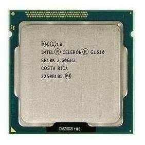 Processador Celeron G1620 Dual Socket 1155 Oem Novo 2,7 Ghz