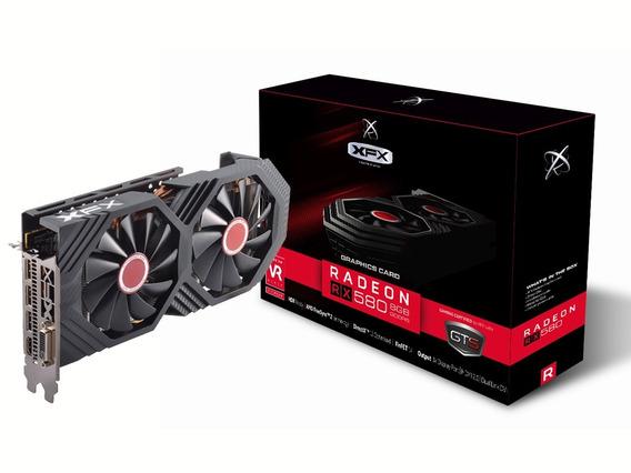 Tarjeta De Video Xfx Rx 580 8gb Ddr5 Radeon