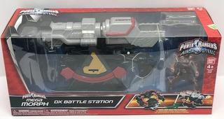 Estacion De Batalla Con Figura Power Rangers Klm 43600