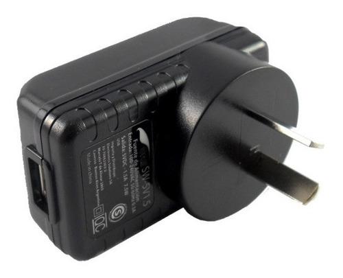 Fuente Switching Con Cable Gralf 5v 1.5a Usb / Micro Usb