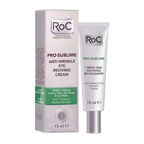 Roc Pro-sublime Creme Antirrugas Revitalizante Contorno De O