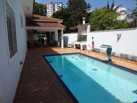 Casa Residencial À Venda, Vila Madalena, São Paulo - Ca0730. - Ca0730